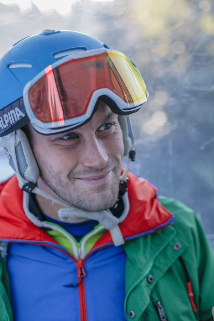 maestro di sci enrico gardumi